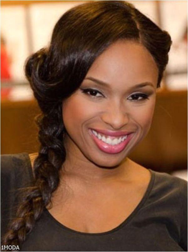 french braid bun hairstyles for black women 2015 2016
