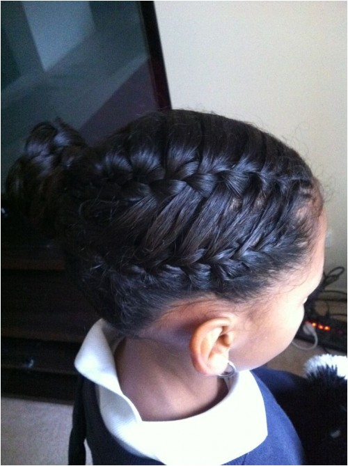 french braids for black women