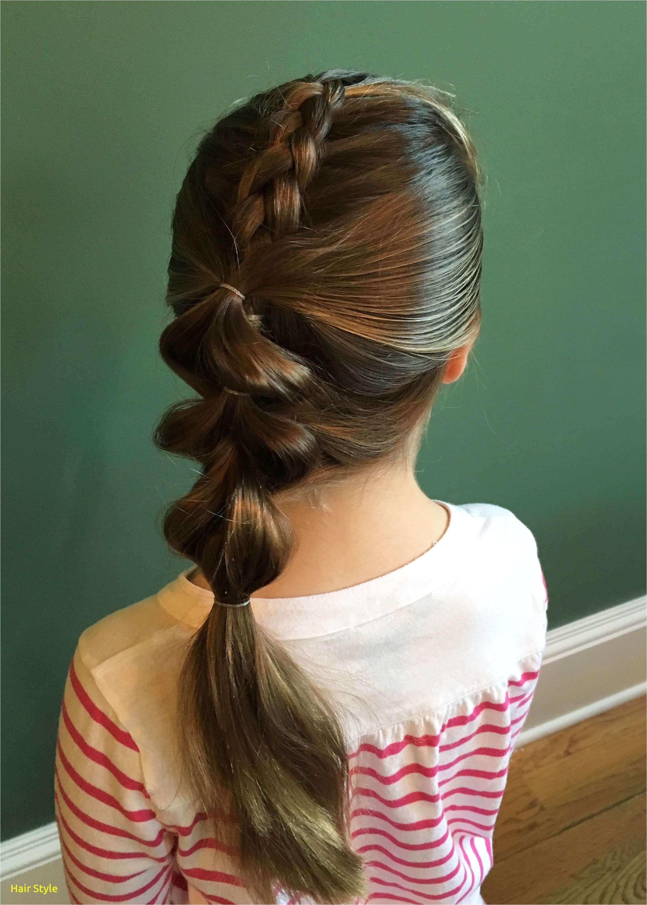 wrapped dutch braid into pull thru braid dutch braids
