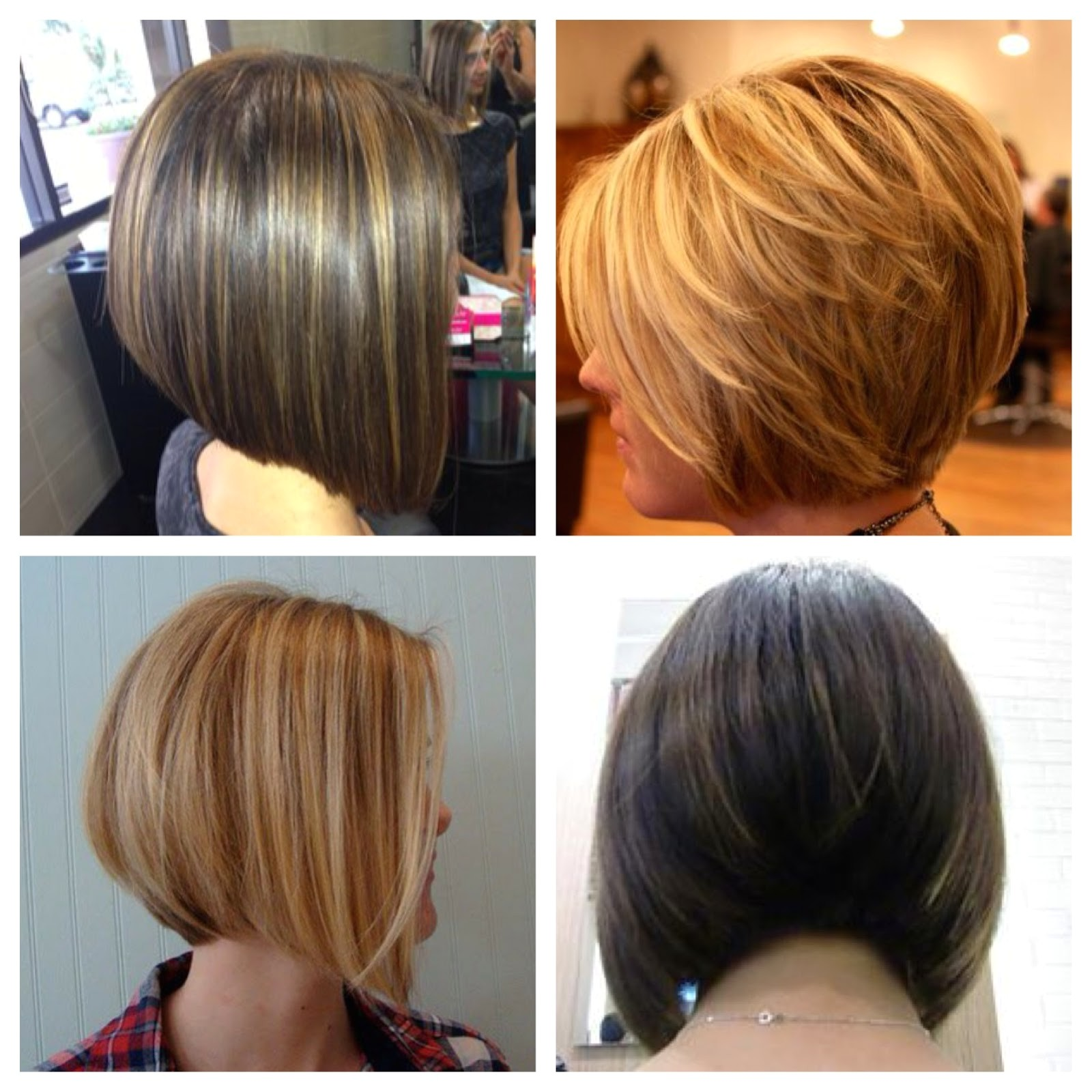front and back pictures of inverted bob haircuts