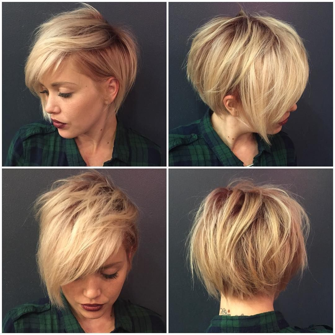 In this gallery we have rounded up 20 Latest Long Pixie Cuts that you may want to try as your next hairstyle