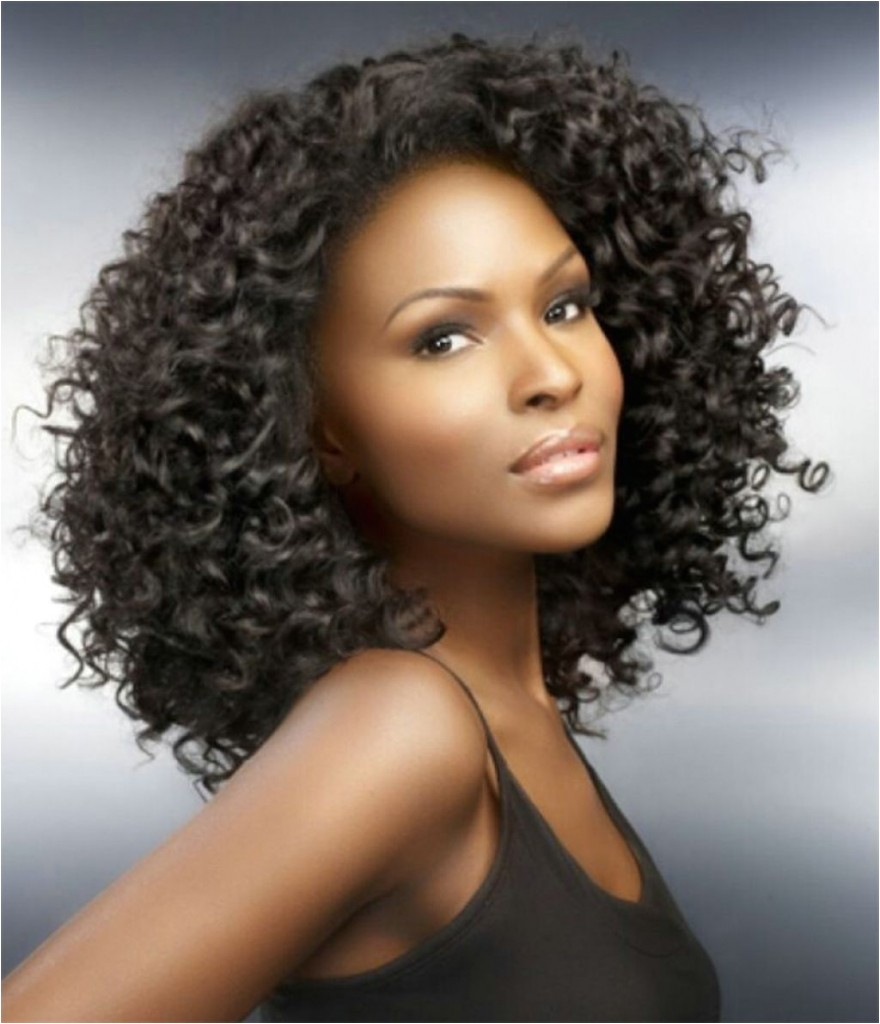 full curly weave hairstyles