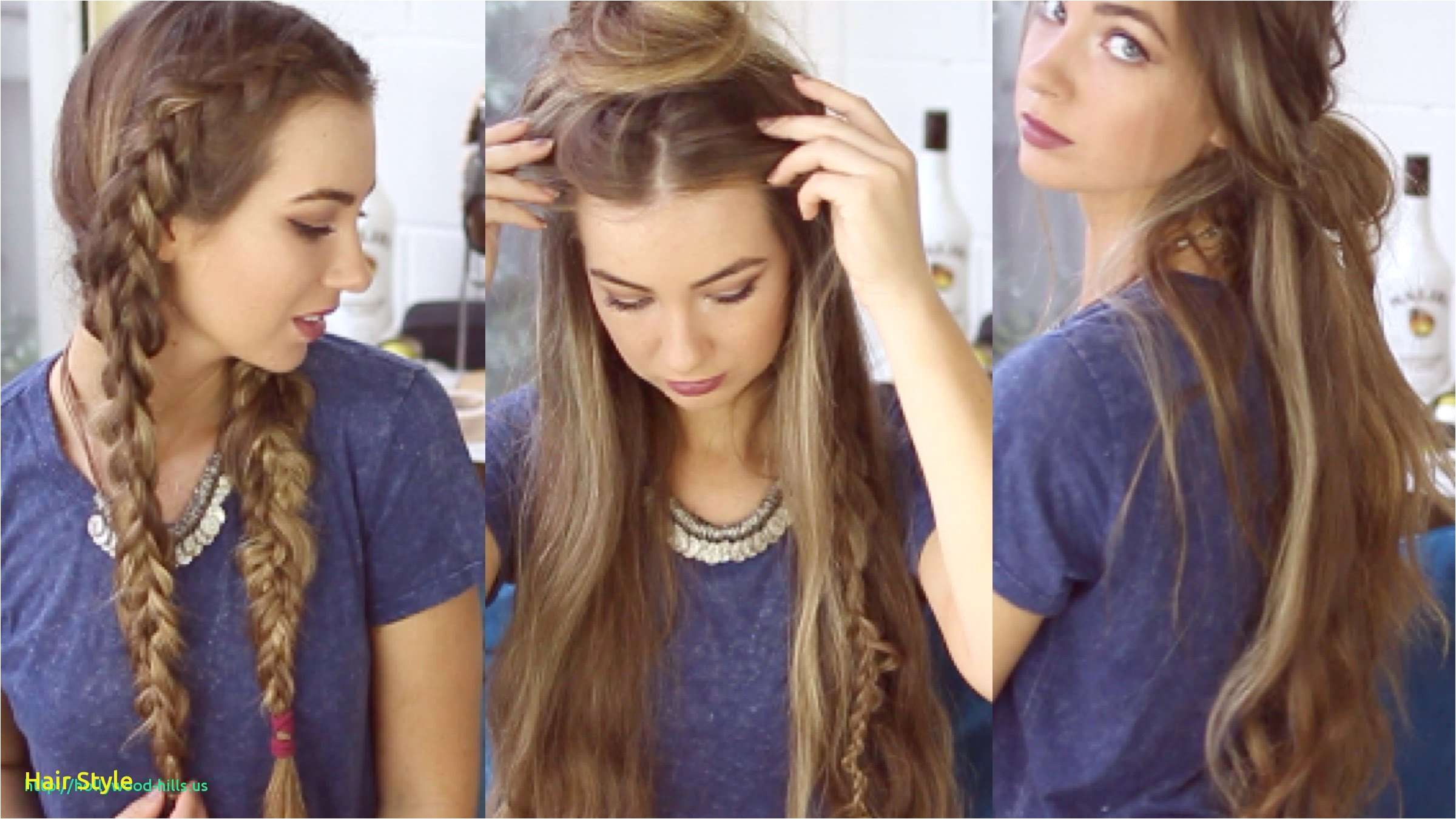 Fun Easy Hairstyles for Girls New Super Quick Hairstyles
