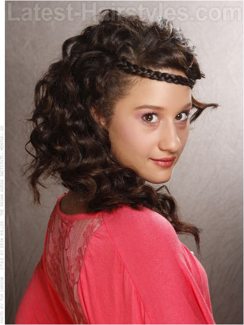 Fun Hairstyles for Long Curly Hair 17 Teen Hairstyles for Summer which E Do You Love the Most