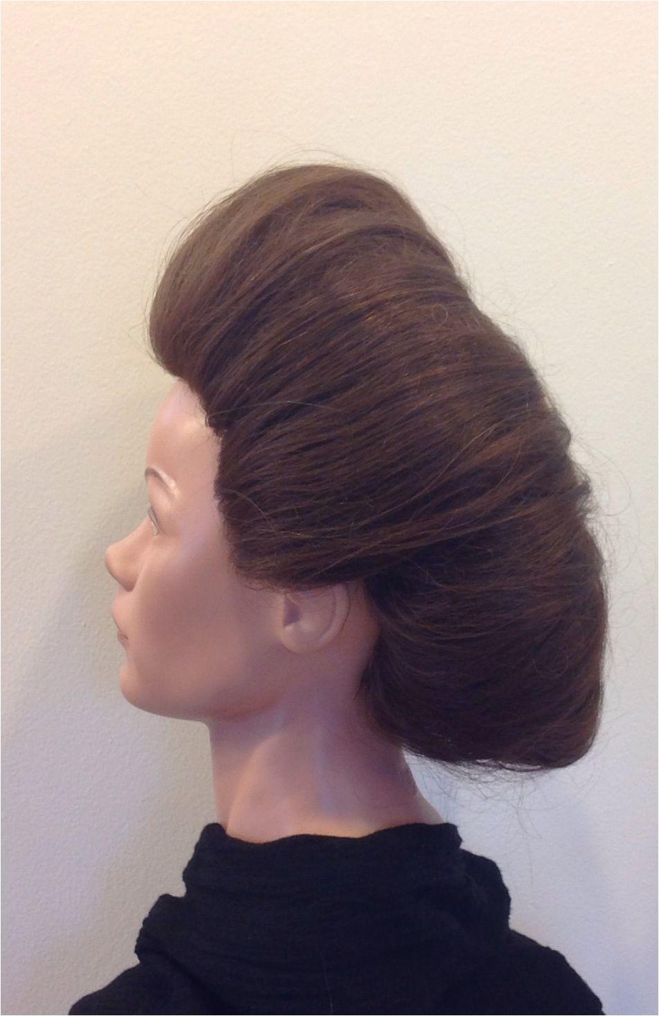 Gibson Girl Hairstyle Week 14 Gibson Girl Editorial Hairstyling Douglas J