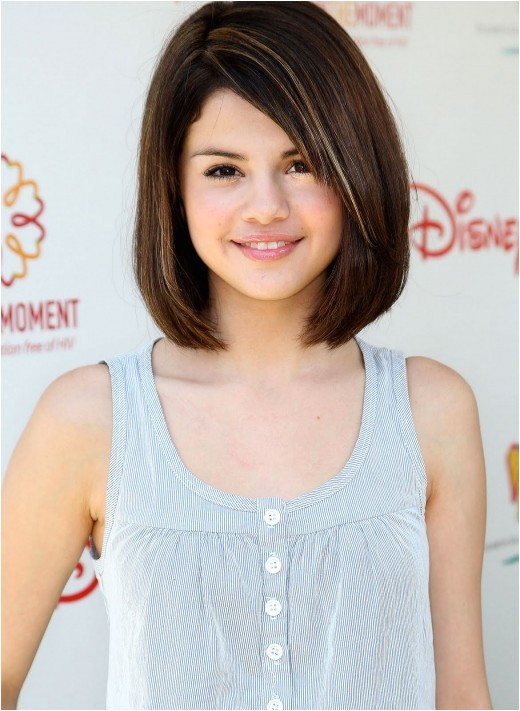 selena gomez hairstyles for girls