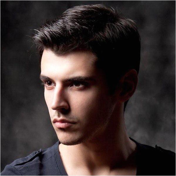 top mens short hairstyles thick hair 2014