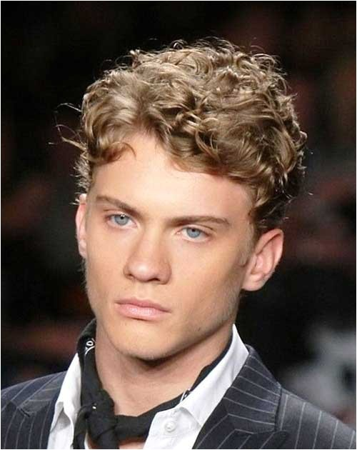 10 good haircuts for curly hair men