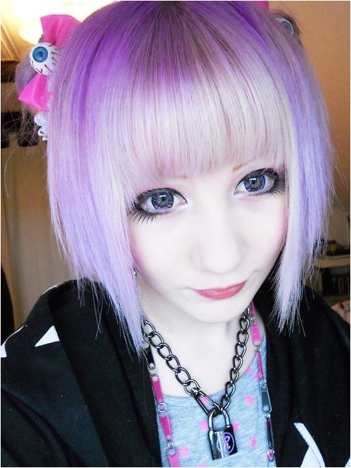 pastel goth hairtml