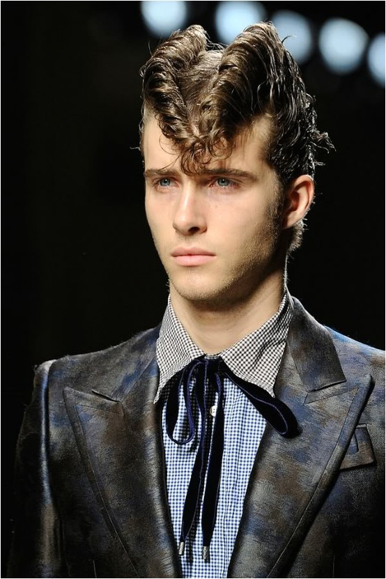 the rockabilly hairstyles for men