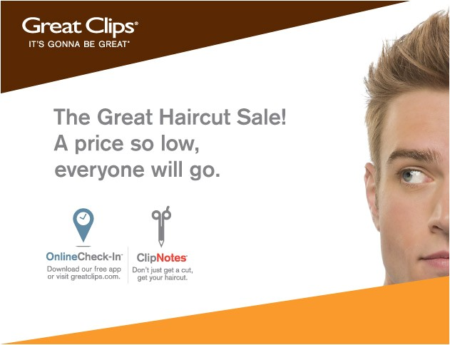 great clips hair cut prices