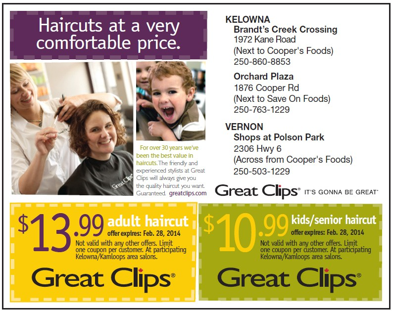 great clips womens haircut prices