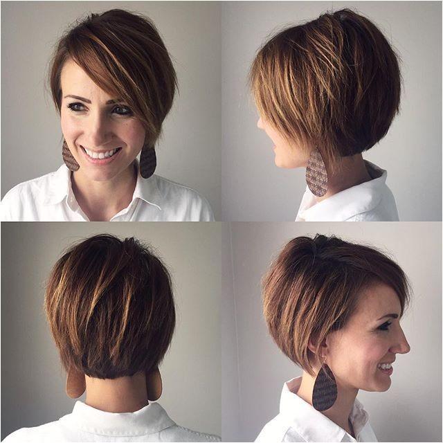 Growing Out A Bob Haircut 1