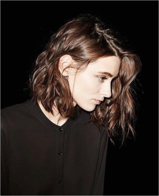 short grunge hair