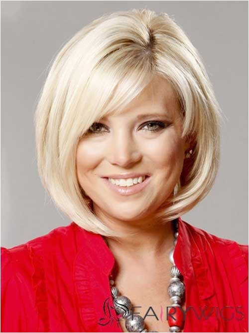15 bobs hairstyles for round faces