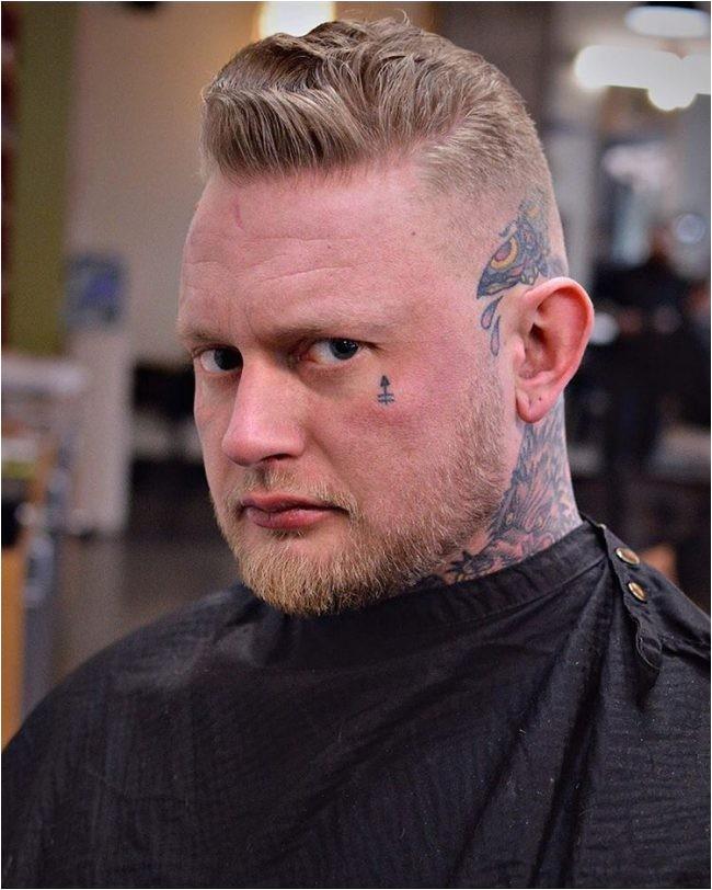 best hairstyles for balding men