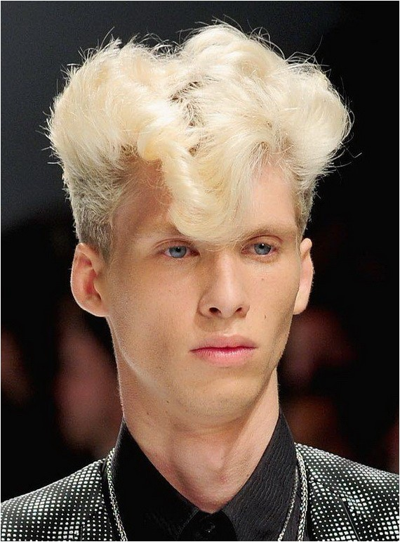 blonde hairstyles 2012 for men 38