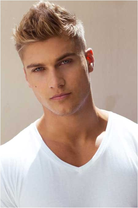 Haircuts for Men with Blonde Hair Mens Blonde Hairstyles 2013