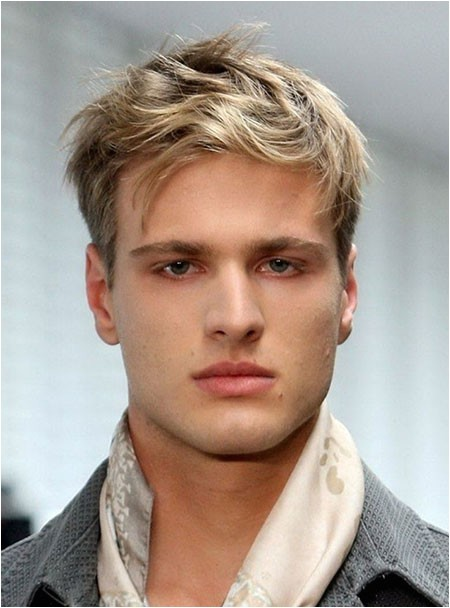 trendy haircut men