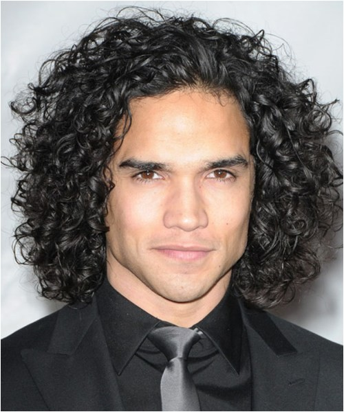 Haircuts for Men with Long Curly Hair 50 Stately Long Hairstyles for Men