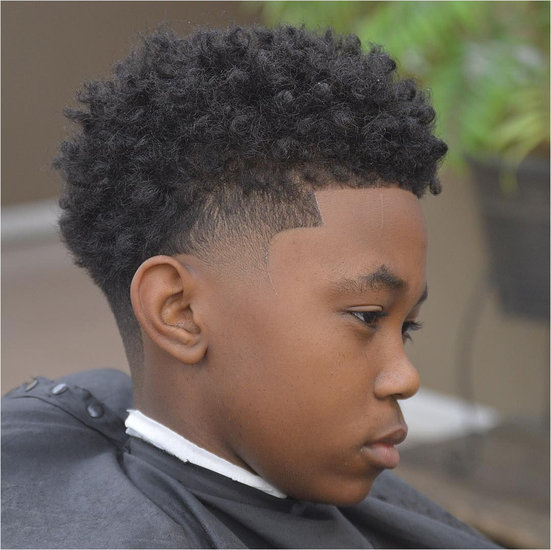 haircuts for young black men