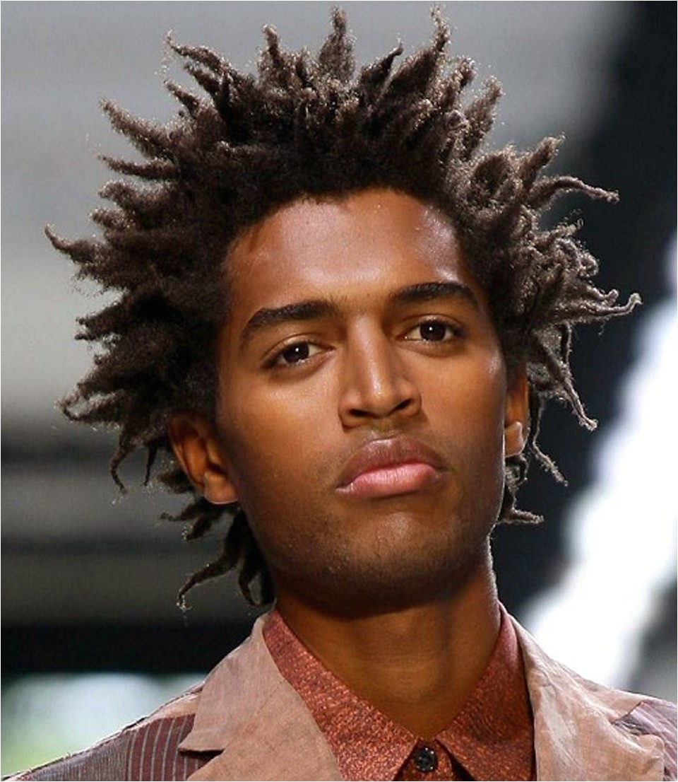 hairstyles for young black men