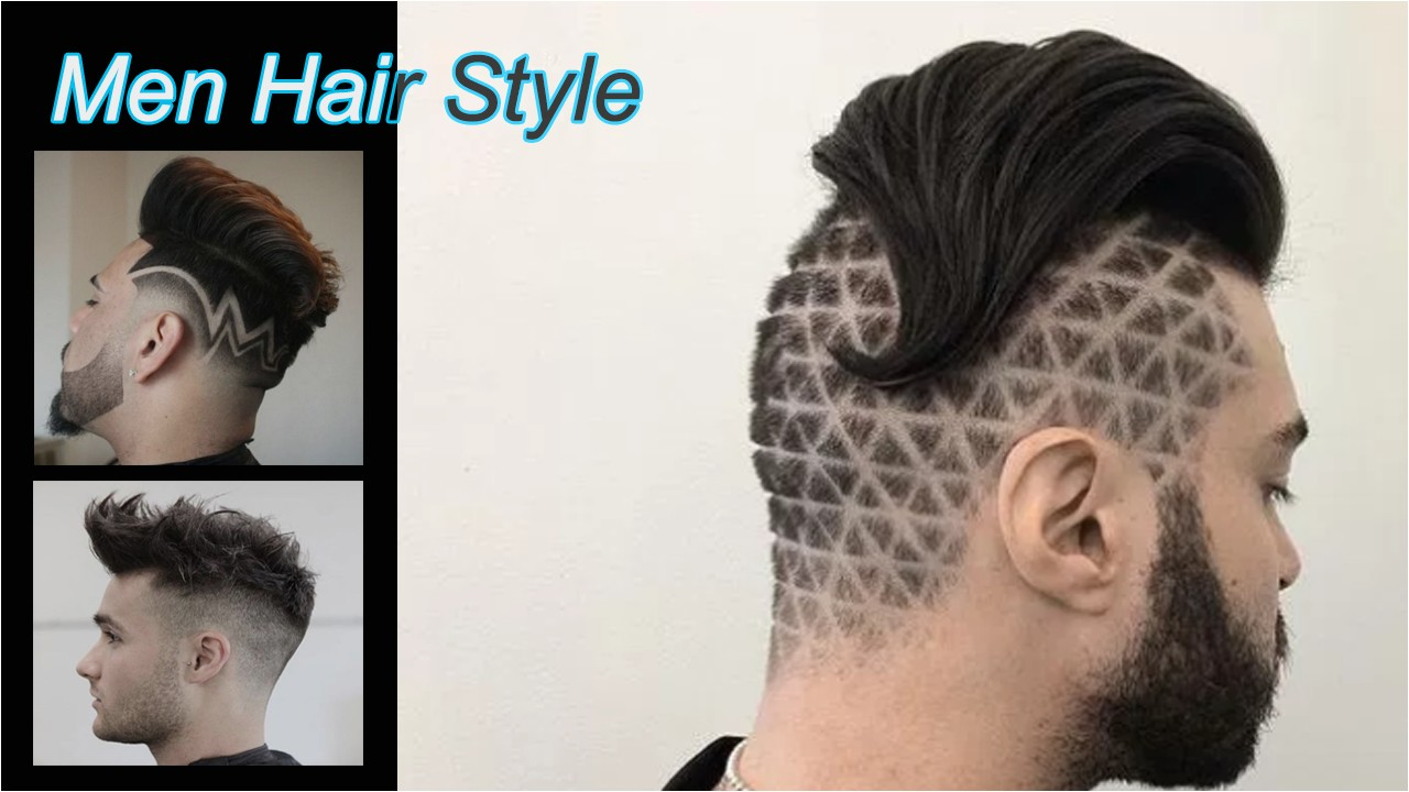 hairstyle editor for men