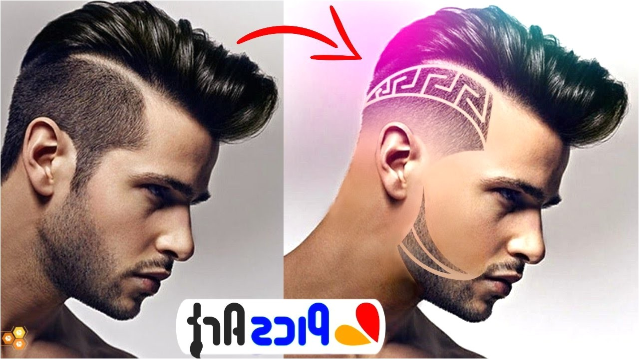 mens hairstyle photo editor