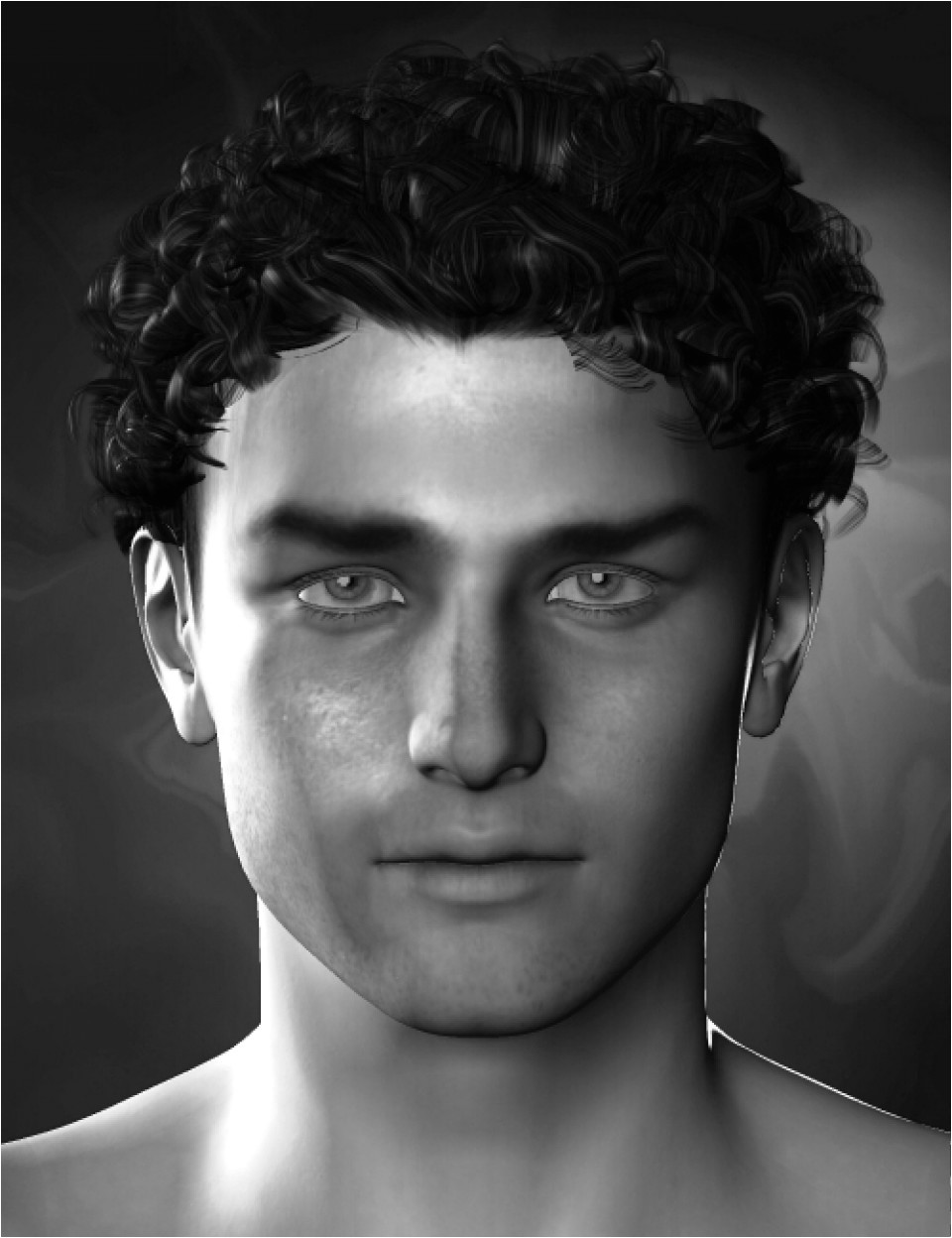 hairstyle software for man uptown boy hairstyle 3d models and 3d softwaredaz 3d
