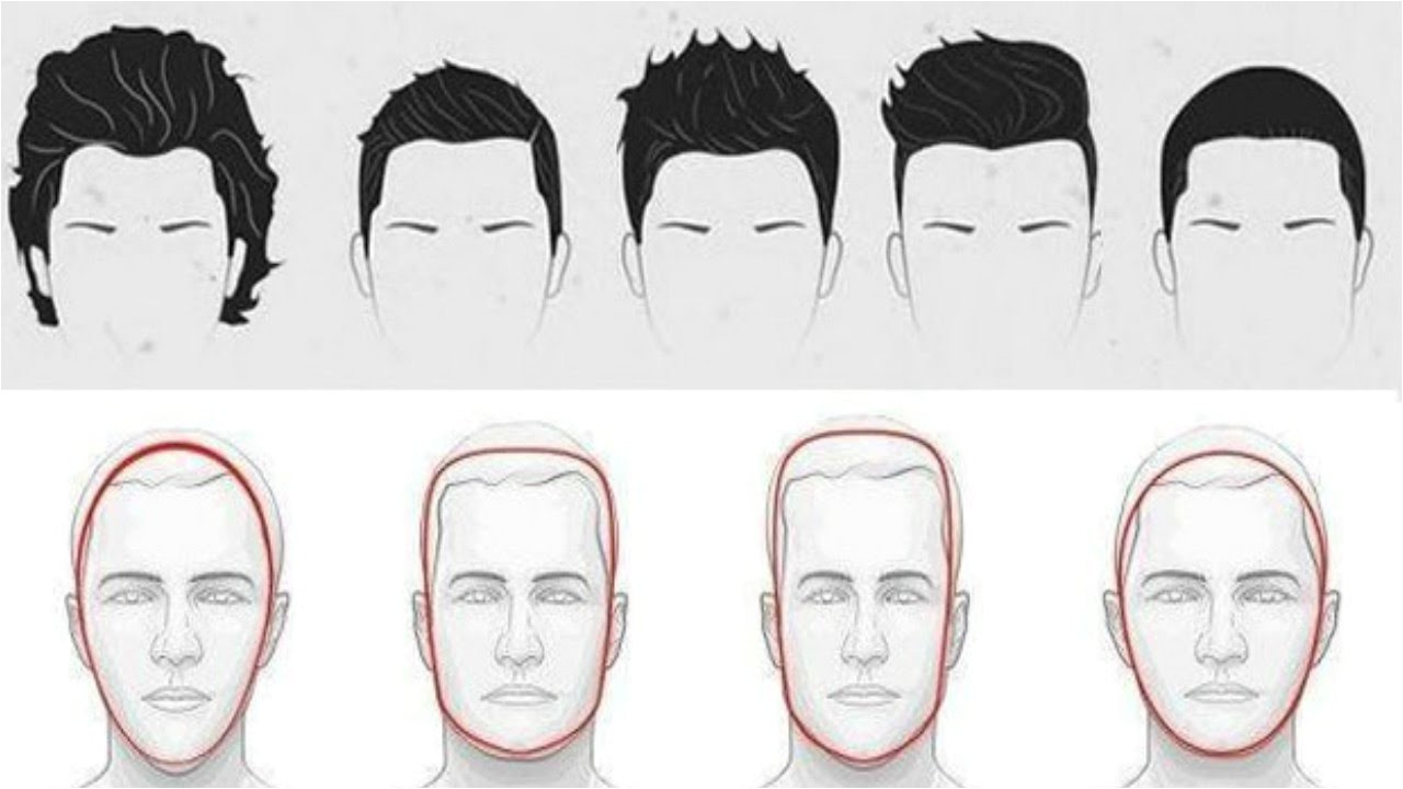 hairstyles for head shapes