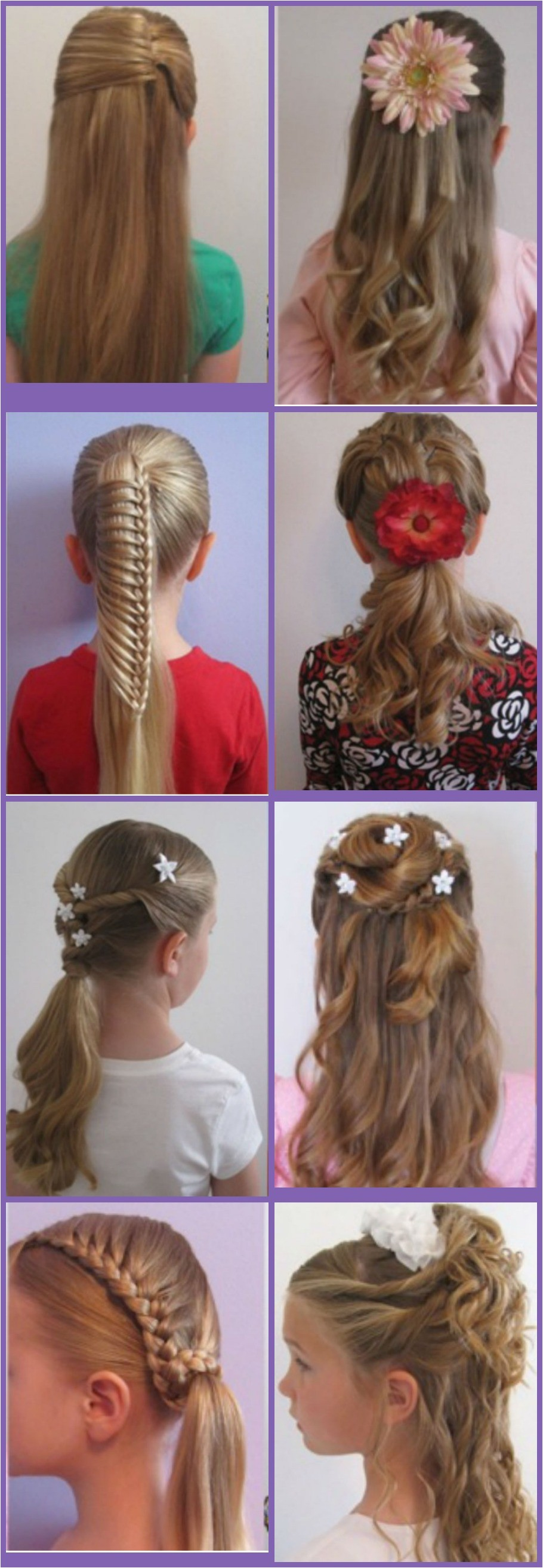 Style Easy Hairstyles For Teenage Girl Different hairstyles ideas of Simple Hairstyles For Teen