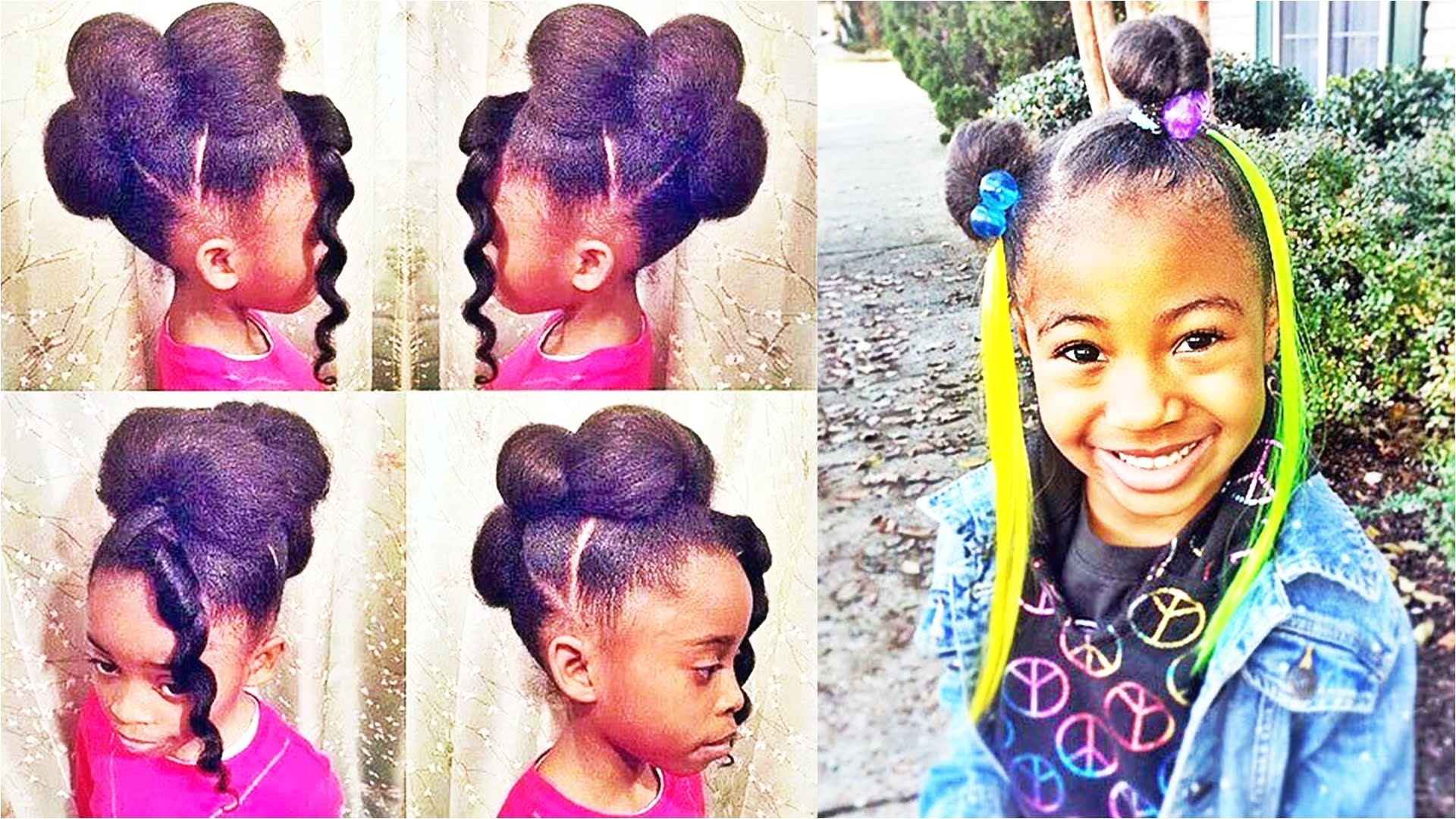 Image 11 Year Old Black Girl Hairstyles Model hairstyles ideas of American African Little