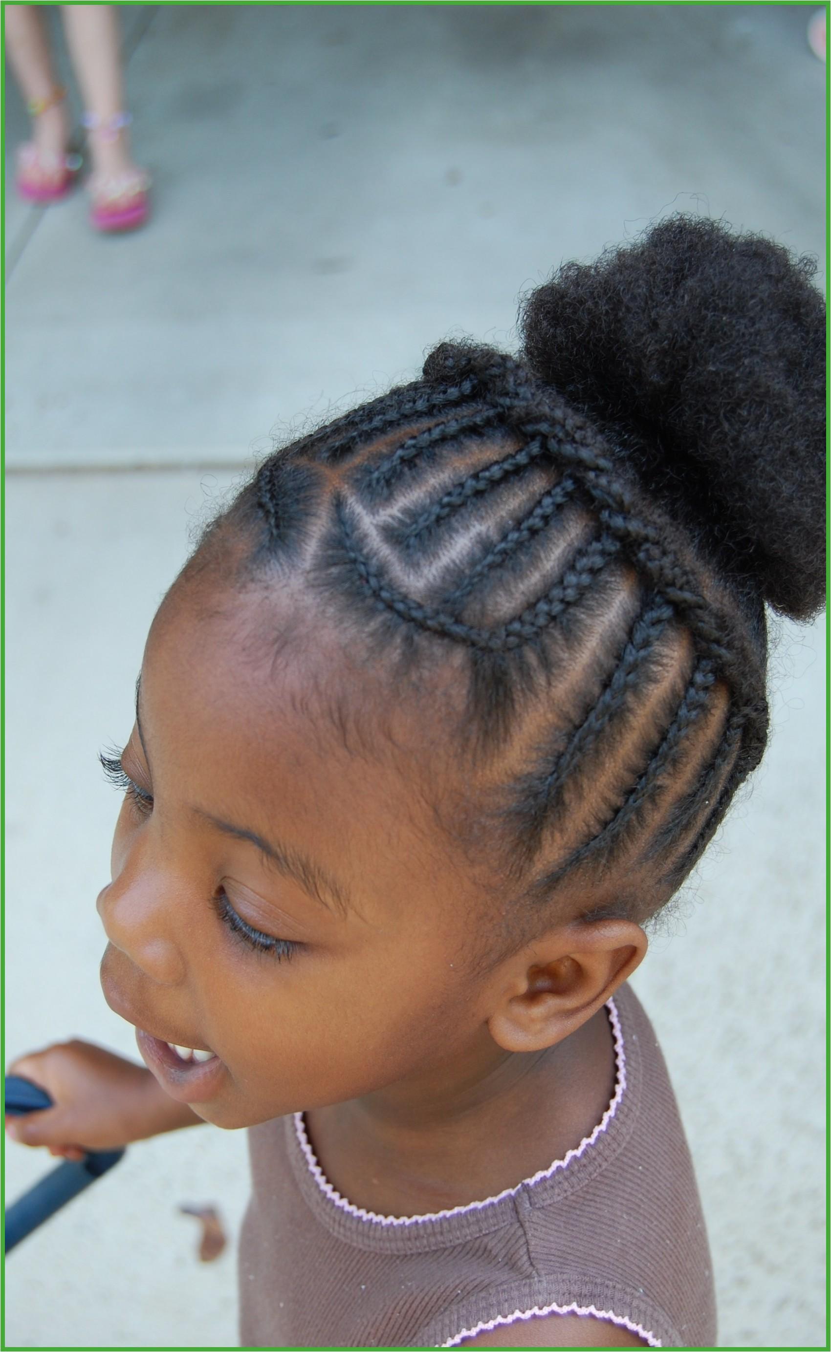 "Little Girl Hair Braiding Styles Luxury Pin Od Pou…¾vate""¾a Ayanna Thomas Na"
