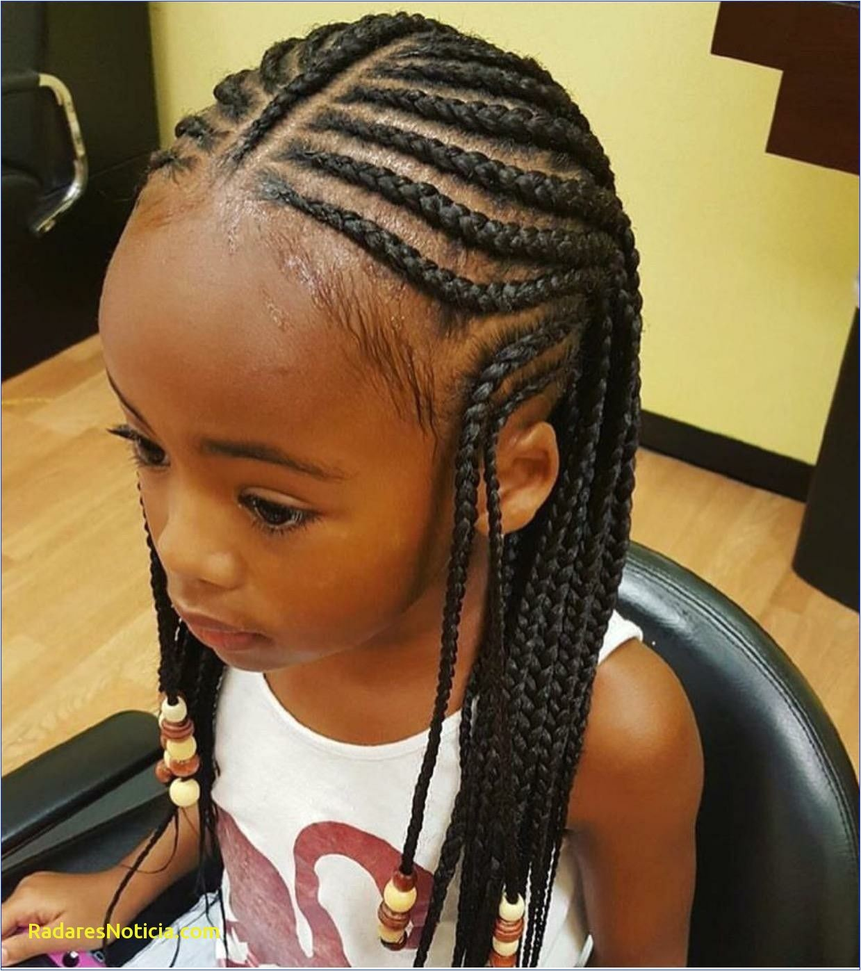 7 Best Cute Braided Hairstyles for Little Black Girl