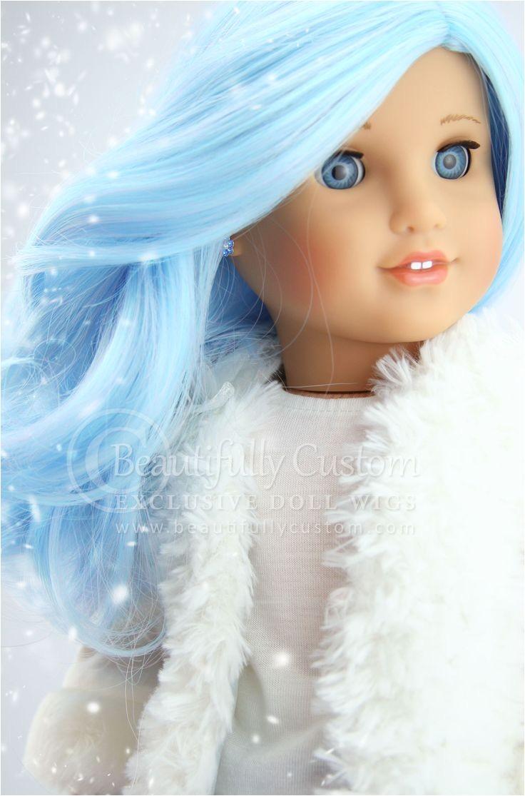 Hairstyles for Curly Hair American Girl Dolls Inspirational 109 Best American Girl Custom Pinterest