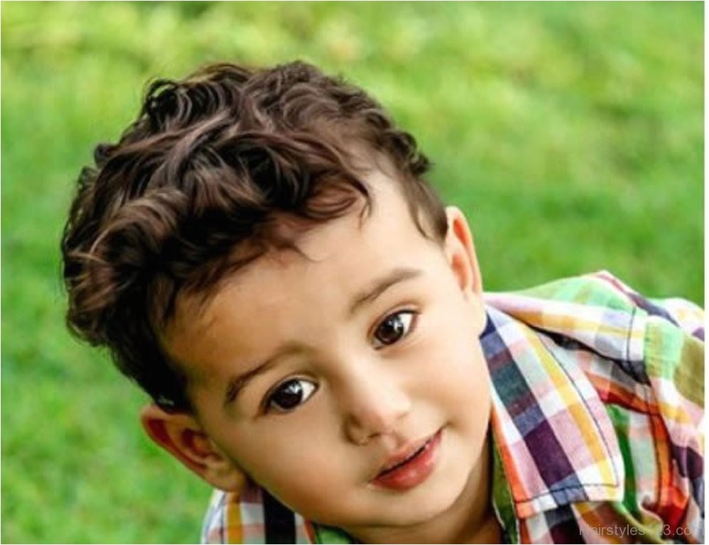 curly hair baby boy 2