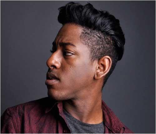 10 black men straight hair