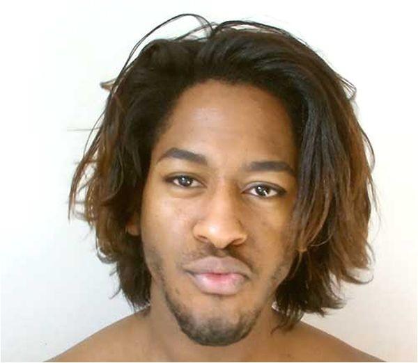 black guys with long hair