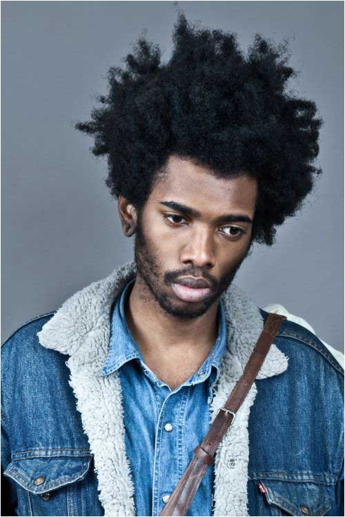 20 cool black men curly hairstyles