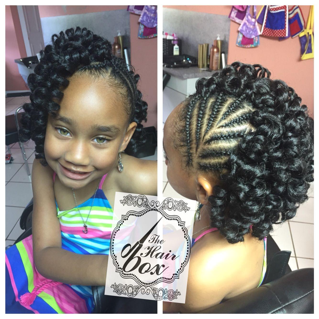Crochet braids for little girls