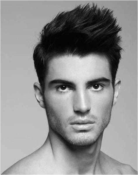 mens medium hairstyles for thick hair