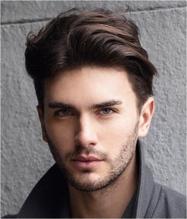 Hairstyles for Bushy Hair Men Medium Length Hairstyles for Men 2017