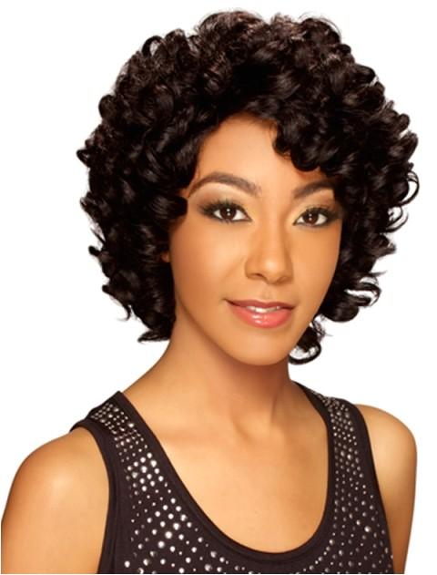 curly hair bob hairstyles black women