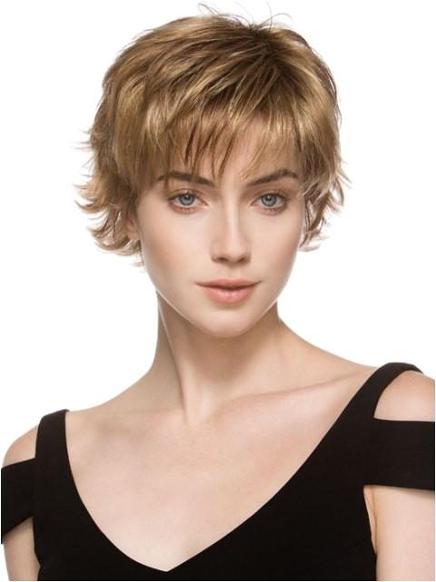 short haircuts fine hair