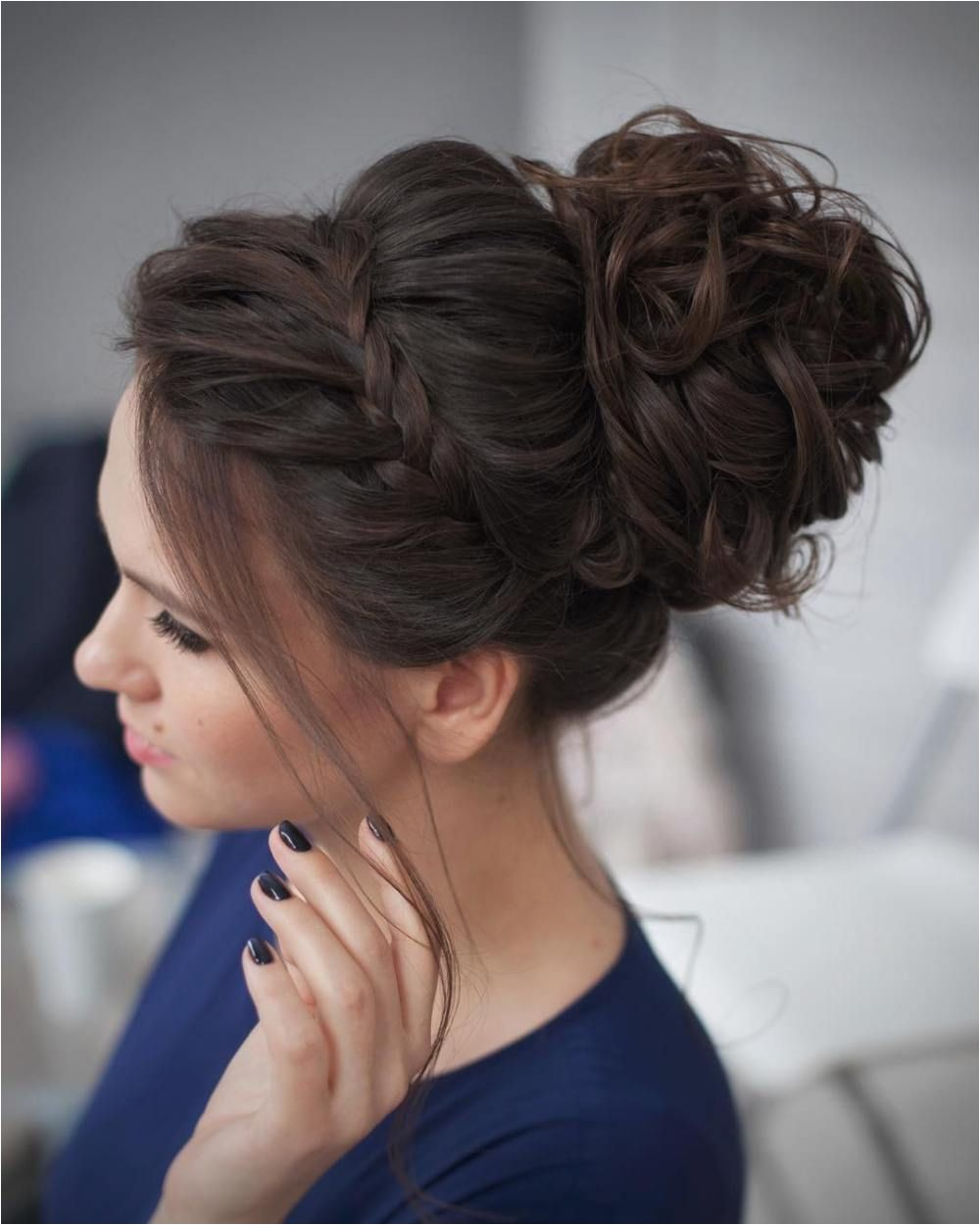 Hairstyles for Prom 40 Most Delightful Prom Updos for Long Hair In 2018