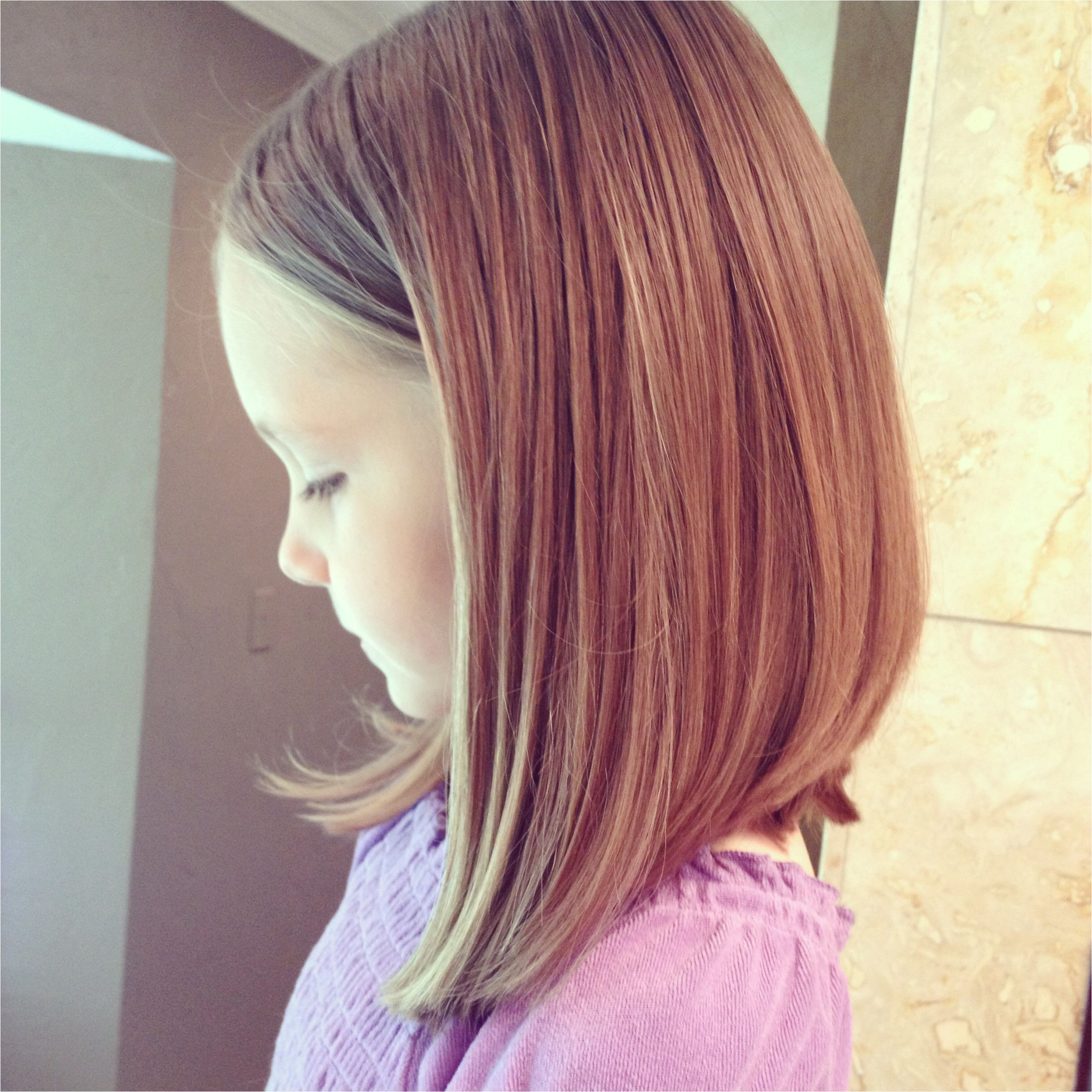 Idea for little girls haircut Too cute