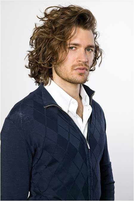 good long haircuts for men