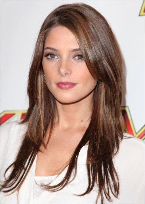 long hairstyle for long thin face