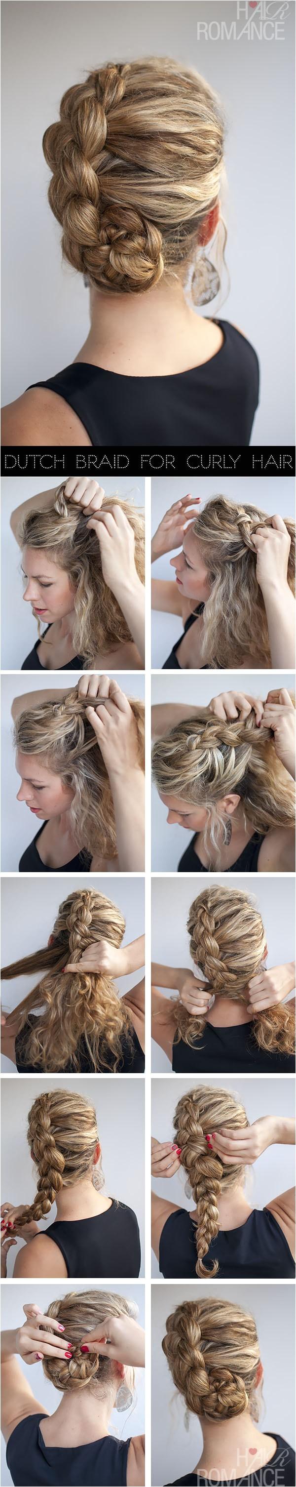 beautiful hairstyles long hair step step