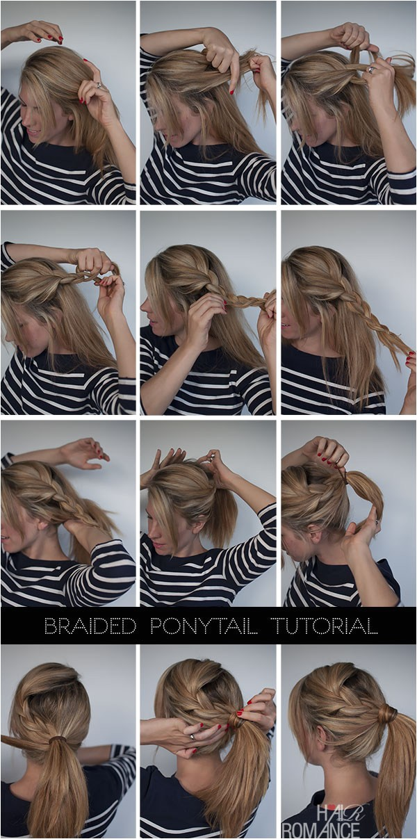 20 beautiful hairstyles long hair step step pictures